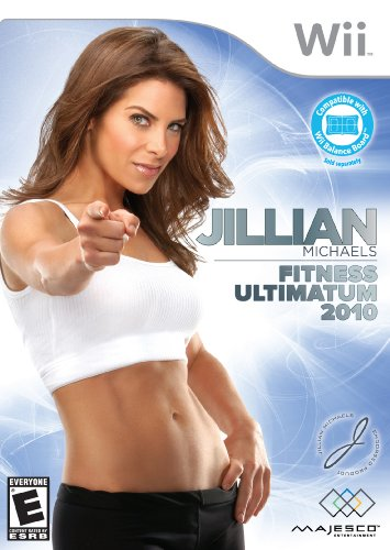 Jillian Michaels Fitness Ultimatum 2010 - Nintendo Wii - 1