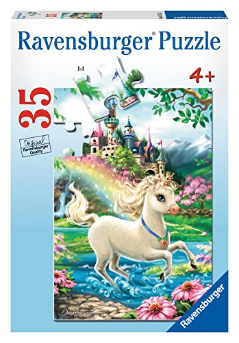 Ravensburger Unicorn Castle Puzzle (35 Piece)