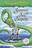 Magic Tree House #31: Summer of the Sea Serpent (A Stepping Stone Book(TM))