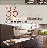 echange, troc Virginia McLeod - 36 cuisines d'architectes : Détails de conception