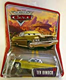 Disney Cars Series 3 World Of Cars - Tex Dinoco