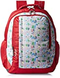 #6: Skybags Helix 29.5 Ltrs Red Casual Backpack (BPHELFS3RED)