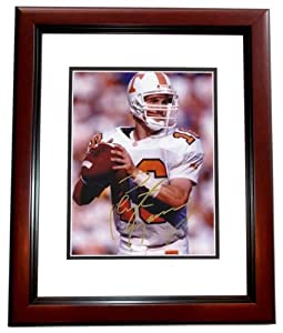 Peyton Manning Autographed Hand Signed Tennessee Volunteers 8x10 Photo - MAHOGANY... by Real+Deal+Memorabilia