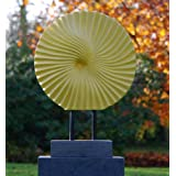 Modern Sunstorm Abstract Garden Sculpture - Large Statues