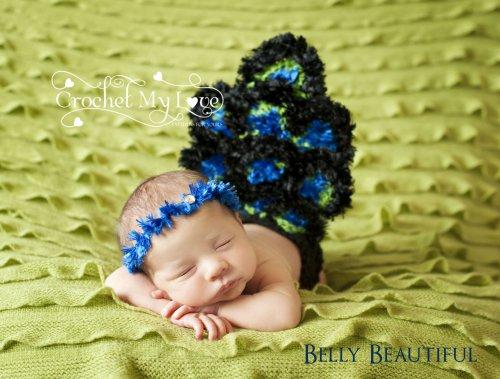 Newborn Diaper Cover Pattern front-1069035