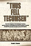 img - for Thus Fell Tecumseh book / textbook / text book