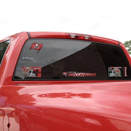 Tampa Bay Buccaneers Window Clings Sheet