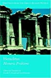 Heraclitus: Homeric Problems (Writings from the Greco-Roman World Series #14)