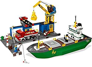 Lego City - 4645 - Jeu de Construction - Le Port