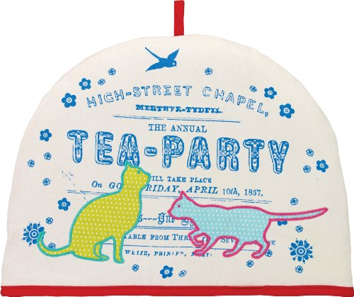 Tea Party Tea Cosy