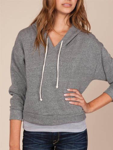 Dolman Pullover Hoodie