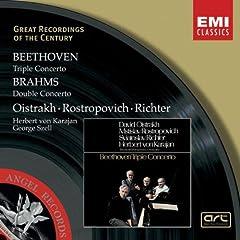 Double Concerto for Violin & Cello in A Minor, Op.102 (1997 - Remaster): II. Andante