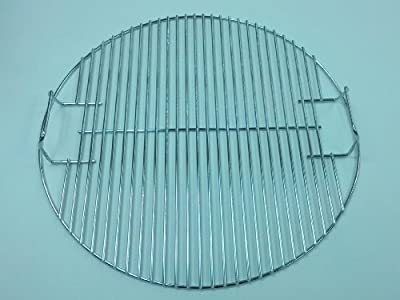 "Weber # 80634 17-1/2"" Upper Cooking Grid for 18-1/12"" Smokey Mountain Cooker"