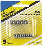 Buss Fuses 15 A 5 / Carded