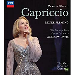 Richard Strauss: Capriccio [Blu-ray]