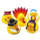 Thanksgiving Rubber Duckys