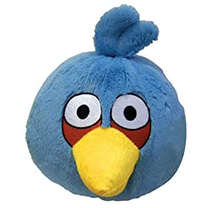 "Angry Birds 8"" Large Plush - Blue Bird"