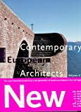 Contemporary European Architects: Vol. 5 (Big) (German Edition) (3822880701) by Jodidio, Philip