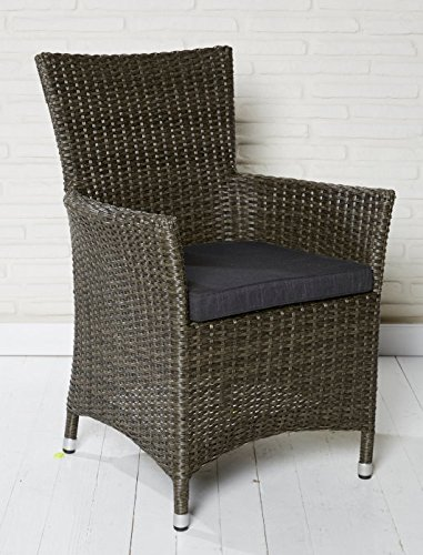 gestell sessel rattan stuhl gartenst hle gartenm bel braun g nstig. Black Bedroom Furniture Sets. Home Design Ideas