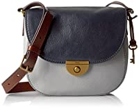 Fossil Emi Saddle Bag from Fossil