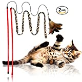 Cats Toys Cat !! Sale!!! (2 Pack)-#1 Rated By Cat Toy World, Gives Your Kitty Great Entertainment And Exercise-Irresistible, Drives Cats Wild!