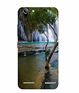 Snazzy Printed Back Cover for Lenovo Vibe K5 Plus
