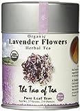 The Tao of Tea, Lavender Herbal Tea, Loose Leaf, 2.0 Ounce Tin