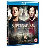 "Supernatural - Season 4 [Blu-ray] [UK Import]von ""Jared Padalecki"""