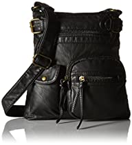 Scarleton Accent Top Belt Crossbody Bag H1833