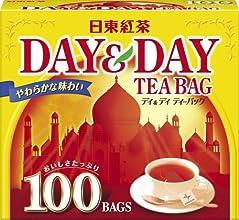 Nitto tea DAY amp amp DAY Tea 100 bags input