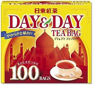 日東紅茶 DAY&DAY ティーバック 100袋入