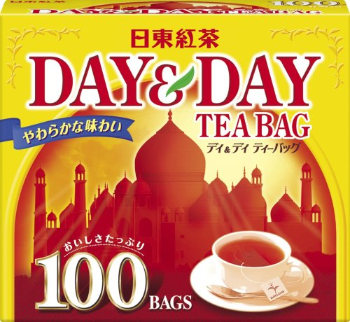 日東紅茶 DAY&DAY 100P