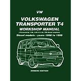 Vw Transporter T4 Mnl - Diesel 1996-99: Diesel Models - Years 1996 to 1999
