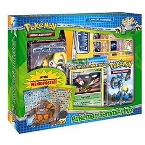 Pokémon - 25305 - Boîte et cartes