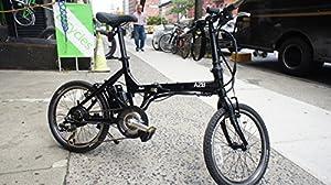 A2b Kuo Electric Folding Bicycle Bike Ebike