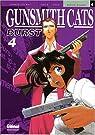 Gunsmith Cats Burst, Tome 4 par Sonoda