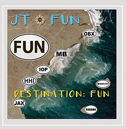 Jt Fun - Destination: Fun It's a Funundrum