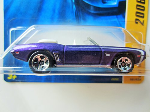 "Hot Wheels '69 Caamaro ""2006 New Models "" #21 (2006)"
