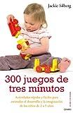 300 JUEGOS DE 3 MINUTOS (Spanish Edition)