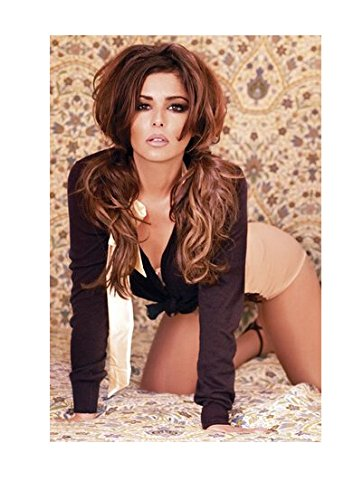 Fighting Shop Cheryl Cole On The Bed Custom Wall Paper HD Retro Pictures and Prints poster office home Decor U1-657 (Power Chord Chart compare prices)