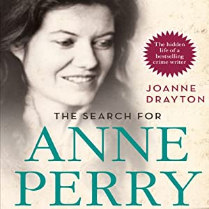 The Search for Anne Perry Audiobook