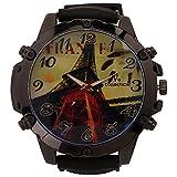 GATTS Wrist Watch For Boy/Men Black