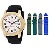Invicta Mens 1551 Specialty Collection Interchangeable Watch Set