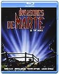Invasores De Marte [Blu-ray]