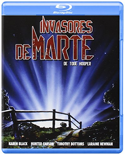 Invaders From Mars - Invasores De Marte ( European Import Region 2)