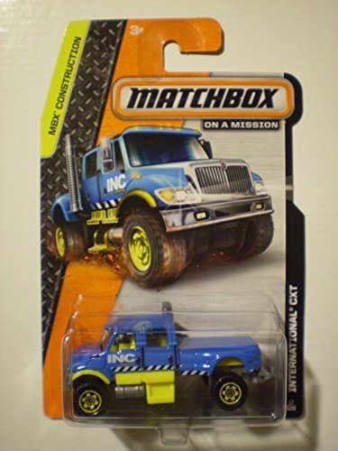 2014 Matchbox MBX Construction International CXT - 1