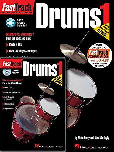 Drums Method Starter Pack (Fast Track)