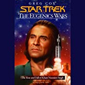 Star Trek: The Eugenics Wars: The Rise and Fall of Khan Noonien Singh, Volume 2 | [Greg Cox]