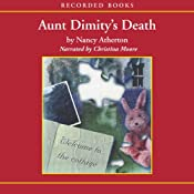 Aunt Dimitys Death | [Nancy Atherton]