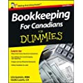 By Lita Epstein - Bookkeeping For Canadians For Dummies (2nd second edition)